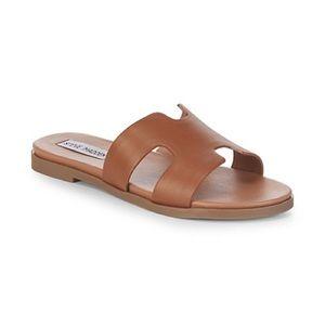 ⚡️FLASH SALE🤎 Steve Madden Leather Sandals